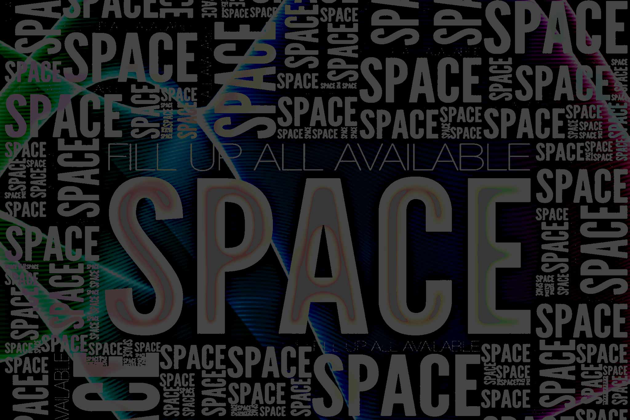 Space Available Background