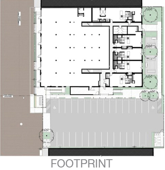 The Finn Lofts Footprint
